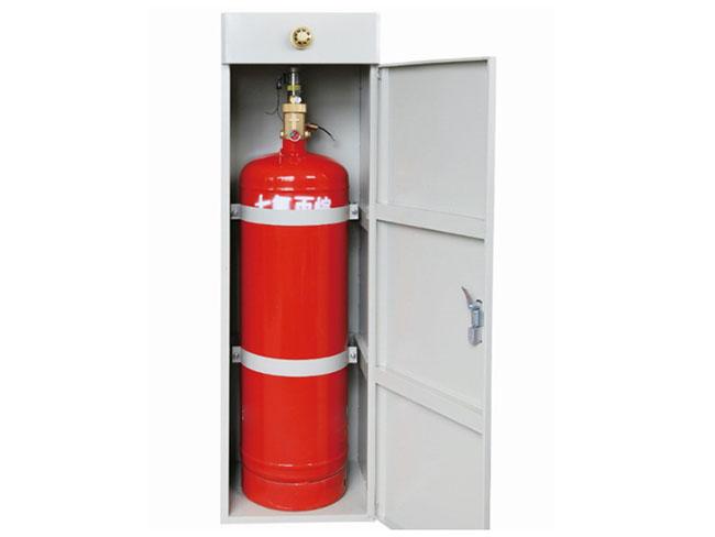 櫃式七氟丙烷滅火裝置